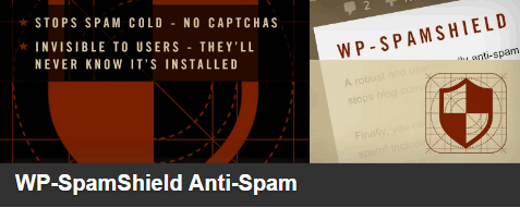 WP- SpamShield Anti Spam Plugins for WordPress
