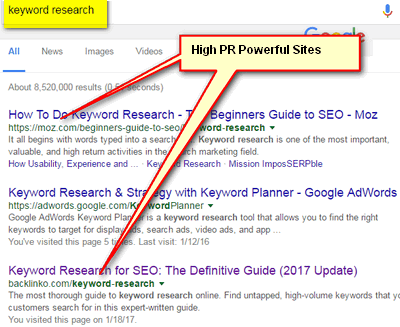 How to use Google Adword Tool