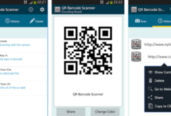 Top 6 QR Code/Barcode Scanner Apps for Android Device