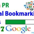 130+ High PR Dofollow Social Bookmarking Sites List 2017