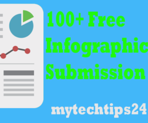 Best Free 100+ Infographic Submission Sites List 2017