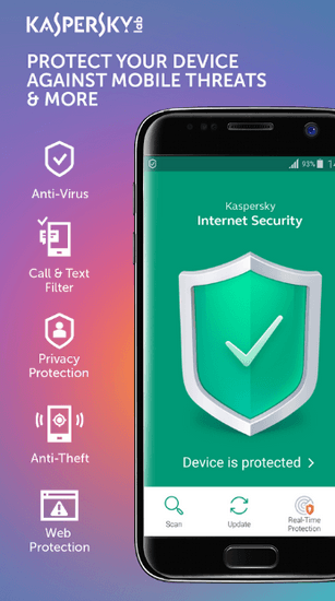 Best 7 Android Antivirus Apps 2017
