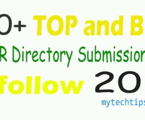 200+ High PR Directory Submission Sites List 2017 (Updated)
