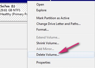 How to Delete a Partition in Windows 7 Tips