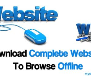 How to Download Complete Website Offline