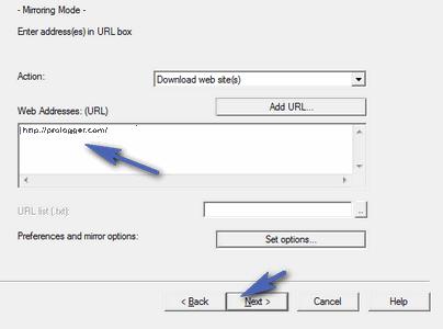How to Download Complete Website Browsing Offline