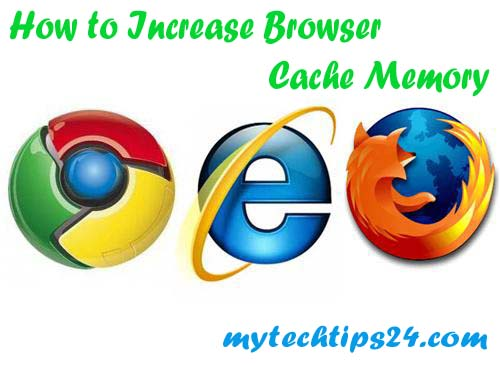 How to Increase Browser Cache Memory in Chrome