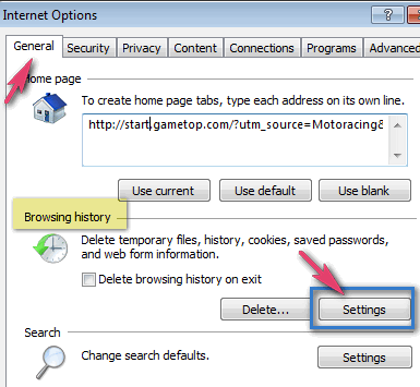 How to Increase Browser Cache Memory