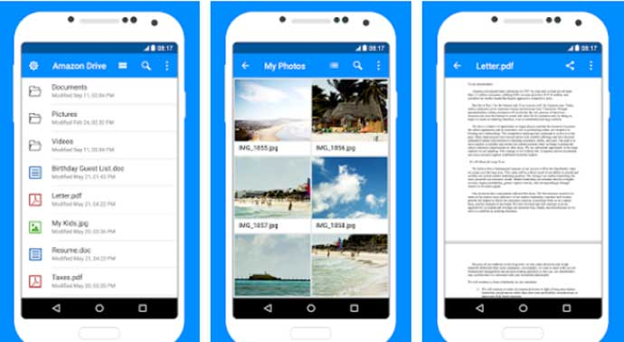 Top Free Best Cloud App for Android Smartphone
