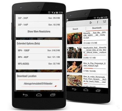 Top YouTube Video Downloader Apps for Android