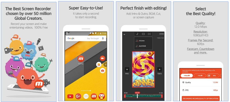 Best Screen Recording Apps for Android 2018