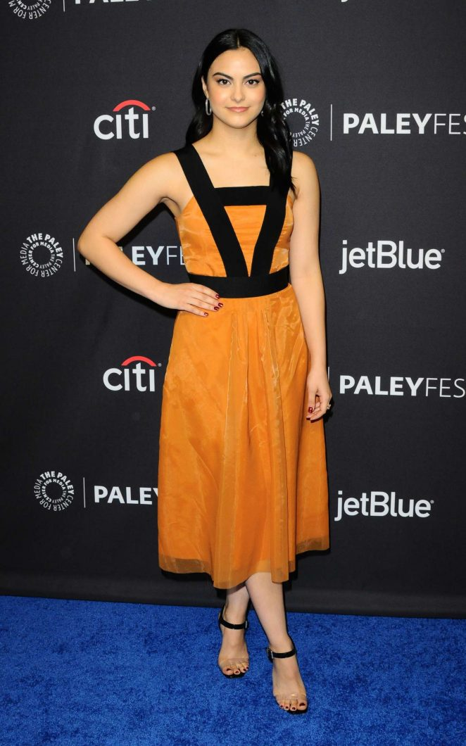 Camila Mendes – 'Riverdale' TV Show Presentation at Paleyfest 2018 in Los Angeles