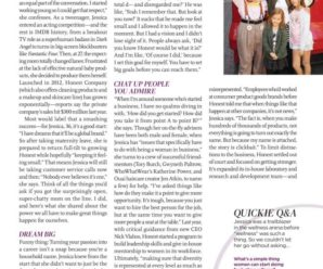 Jessica Alba – Redbook Magazine (April 2018)