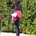 Mila Kunis – Running errands in LA