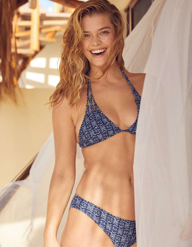 Nina Agdal – Aerie Swimwear Collection 2018