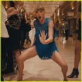 Taylor Swift Dances Like No One Is Watching in Her