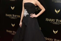 Sarah Hyland – 'Harry Potter and the Cursed Child' Opening Day in NY