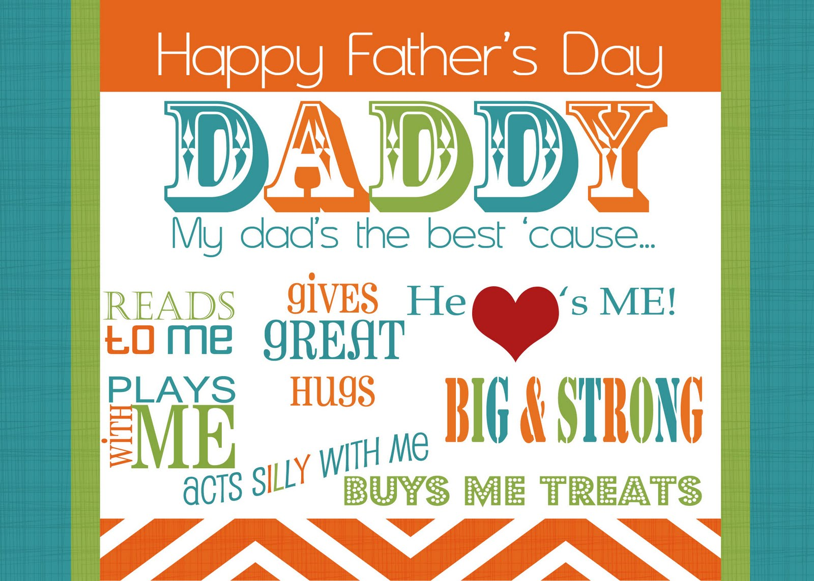 Happy Fathers Day Card Ideas Gifts Ideas Homemade And Printable
