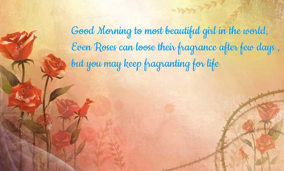 Good Morning Wishes her