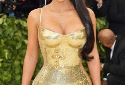 Kim Kardashian – 2018 MET Costume Institute Gala in NYC