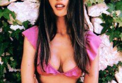 Alessandra Ambrosio in Bikini – Personal Pics