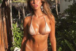 Kara Del Toro in Bikini – Instagram
