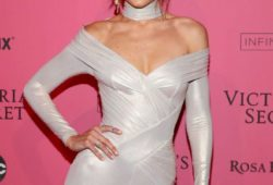 Gigi Hadid – 2018 Victoria's Secret Fashion Show After Party in NY