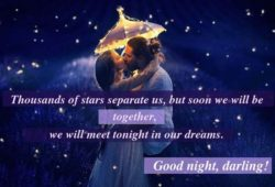 Good Night SMS for Girlfriend – The Most Beautiful Girl in The World