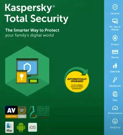 kaspersky antivirus 2018 activation code free license key